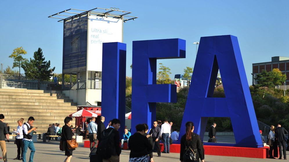 IFA-Vorschau: Die aktuellen Trends
