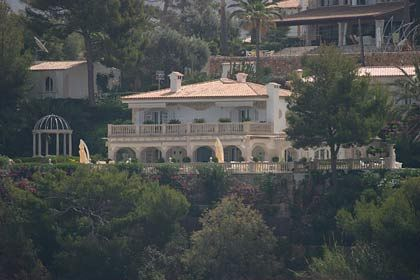 Vorgeschobene Konzern-Zentrale: Mohn'sches Anwesen auf Mallorca