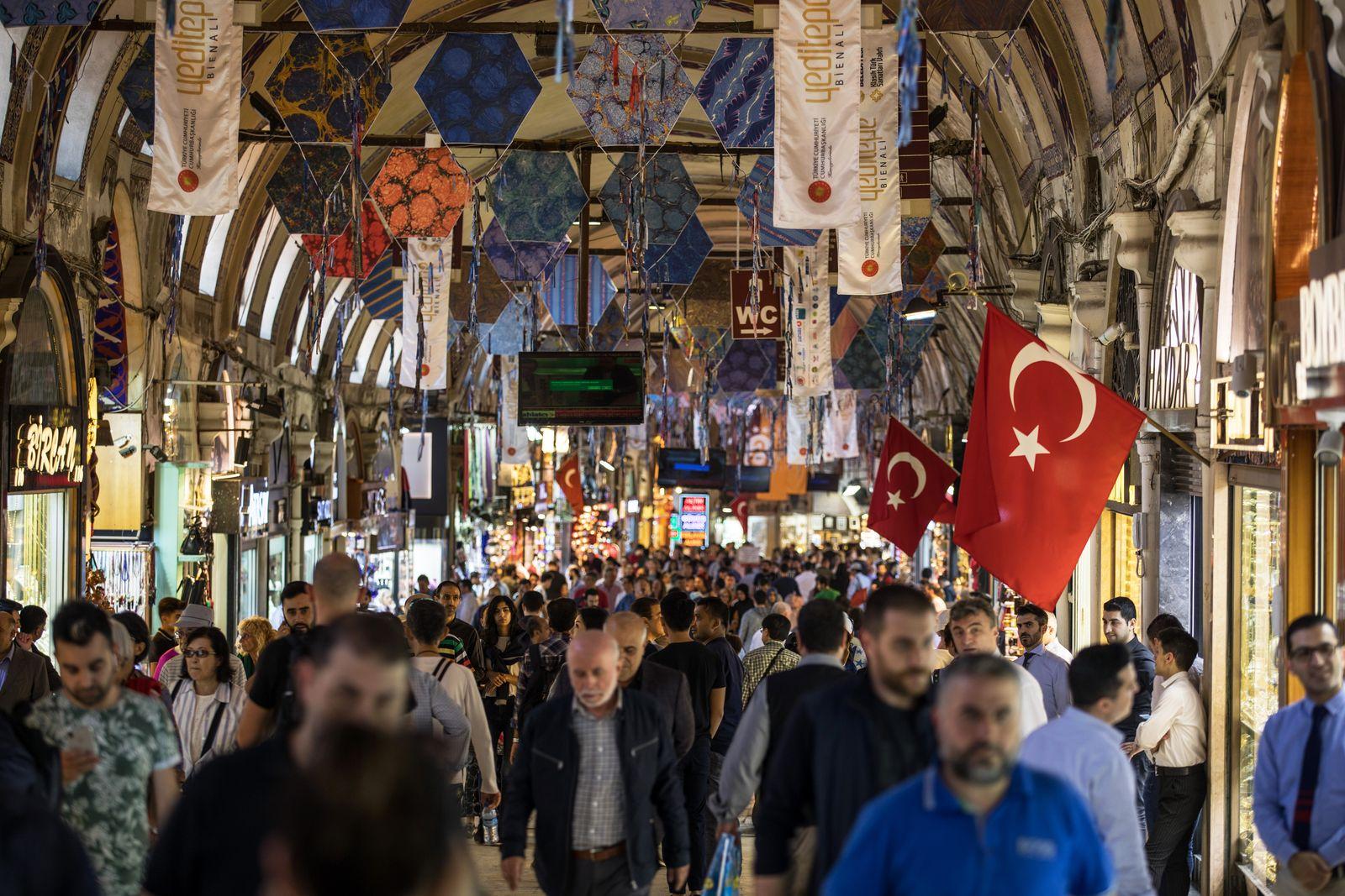 Türkei Konjunktur / Wirtschaft /