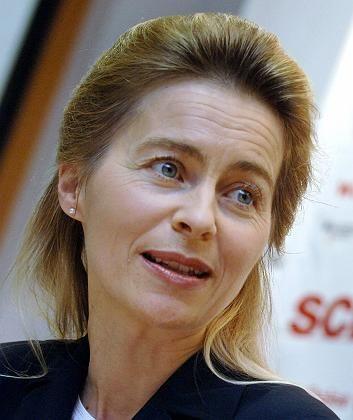 """Familienministerin Ursula von der Leyen: """"Es wäre Unsinn, wenn die Bundesregierung mit Steuergeldern Kita-Plätze bezahlt"""""""