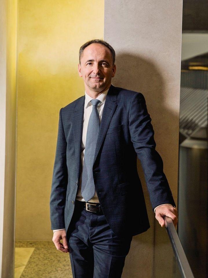 Doppelrolle: Als Mentor hilft Siemens-Oberaufseher Jim Hagemann Snabe dem Nachwuchs, für seine Vorstände bucht er selbst gern Rat, wenn nötig.