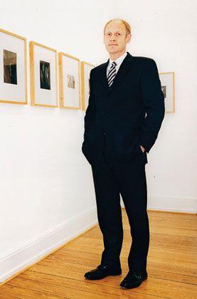 Kopfwerker: Hendrik Leber beschäftigte sich früh mit Geld und Börse. Später machte er sein Hobby zum Beruf. Spätestens in drei Jahren will er finanziell unabhängig sein.
