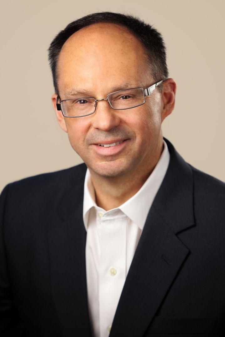 Jim Holthouser, Executive Vice President Globale Marken bei Hilton