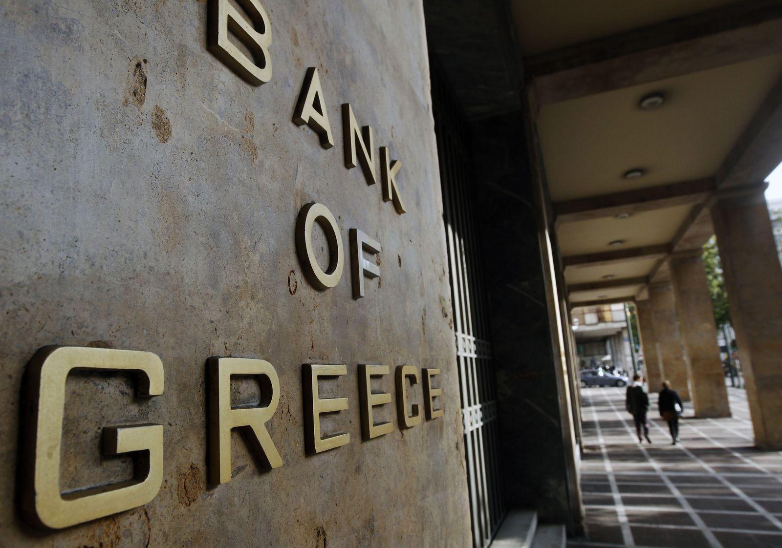 Griechische Zentralbank/ Athen