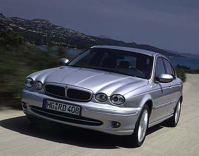 Neuer Jaguar X-Type
