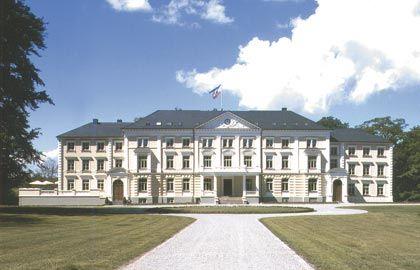 Lust auf Urlaub: Schloss Lütgenhof