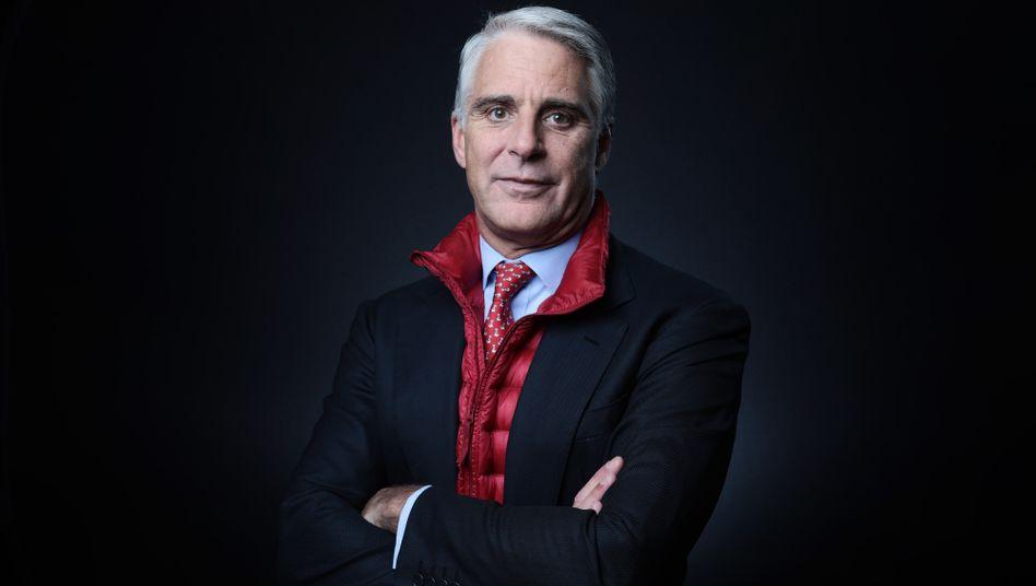 Altbekannt: Starbanker Andrea Orcel, neuer Chef der italienischen UniCredit, half der Bank bereits vor Jahrzehnten beim Aufbau.