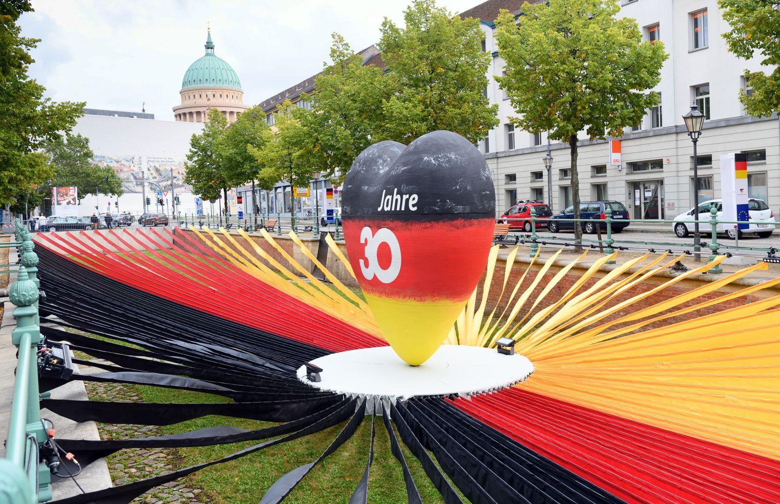 Start der Feiern zu 30 Jahre Deutsche Einheit
