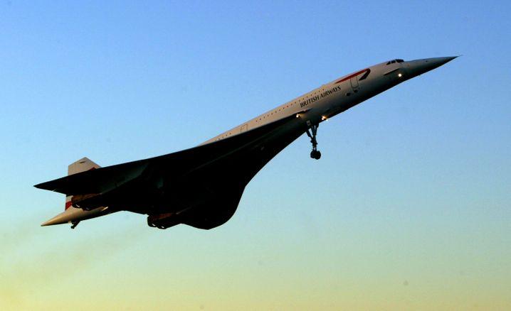Der Überschallflieger Concorde wurde 2013 außer Dienst gestellt. Boeing arbeitet weiter an einem Flugzeug mit fünffacher Schallgeschwindigkeit - das jedoch frühestens in 20 Jahren auf den Markt kommen dürfte