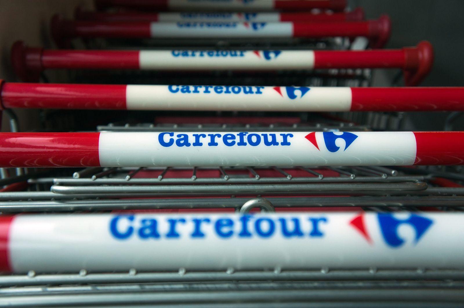 Handelskonzern Carrefour