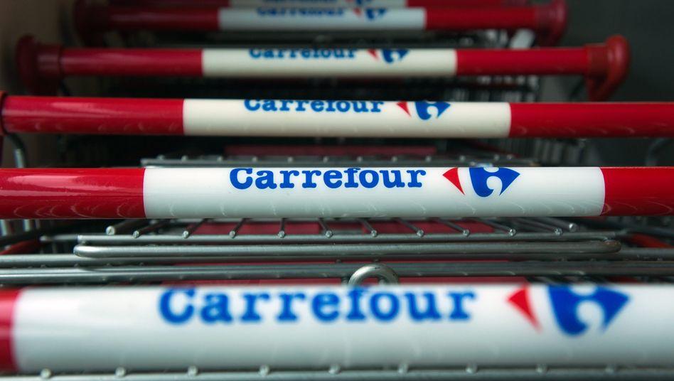 Kein Big Deal: Carrefour gilt als größter Handelskonzern in Europa