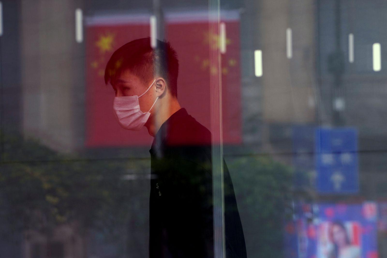 CHINA-HEALTH / Corona