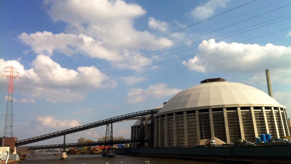 Kohlekraftwerk Hamburg Moorburg: Vattenfall realisiert hier das größte Neubauvorhaben für ein Steinkohlekraftwerk