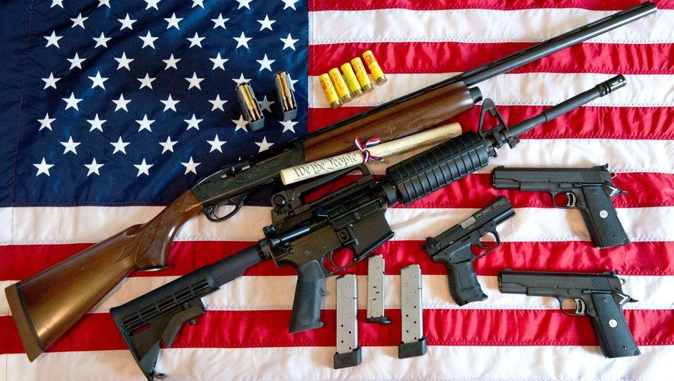 Schlawaffenland: Schießfreunde kommen in Amerika auf ihre Kosten - solange sie nicht erschossen werden