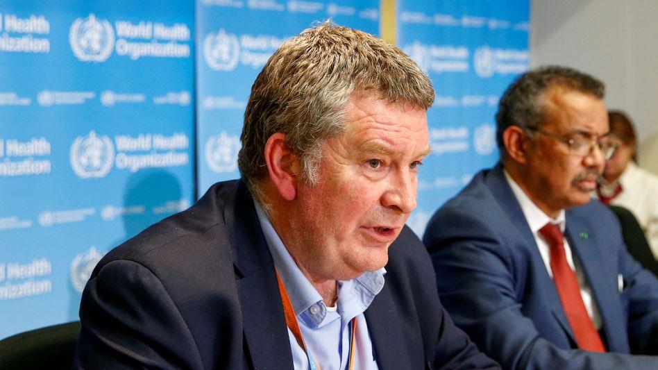 Mike Ryan, Exekutivdirektor der WHO (Archivbild von Februar 2020)