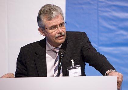 Personelle Neuordnung: Bernhard Gerwert verantwortet ab sofort die EADS-Sparte für Militärflugzeuge