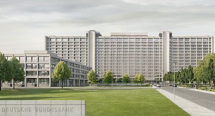 Bundesbank: Die Prognose den Realitäten angepasst