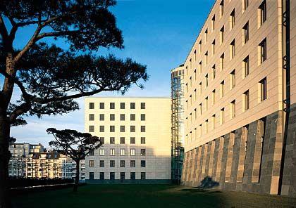 Neues Vorstandsmitglied: IKB-Zentrale in Düsseldorf