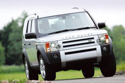 Discovery 3: Der Riese unter den Land Rovern