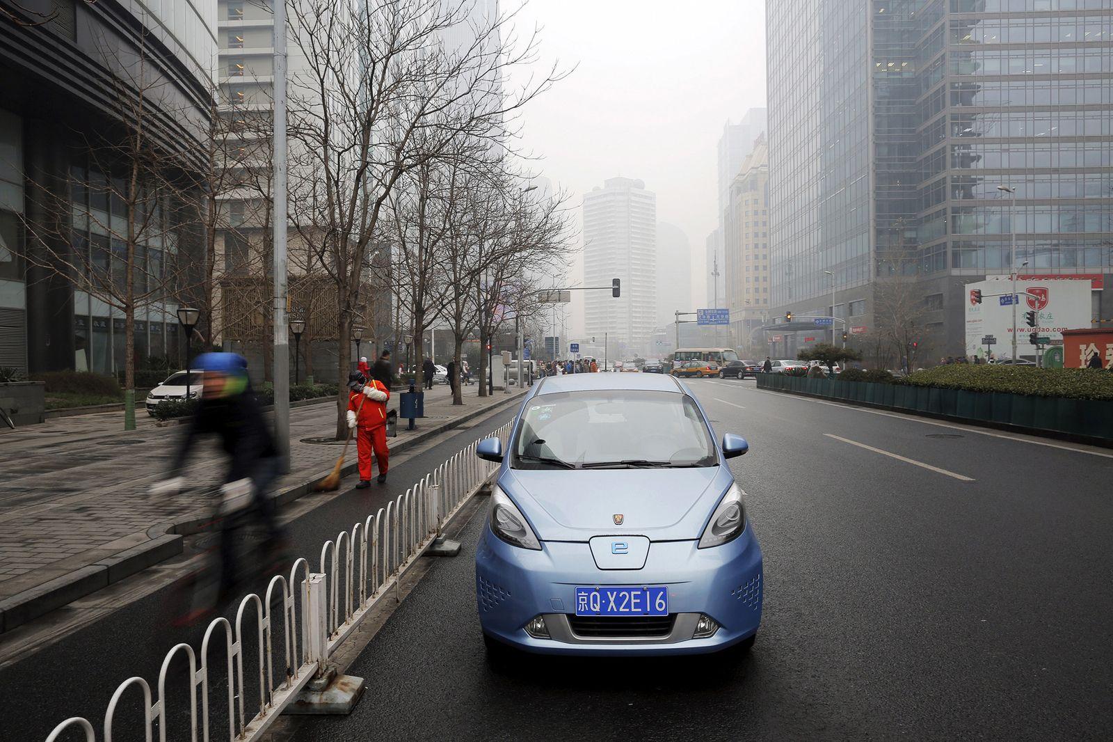 China / E-Auto
