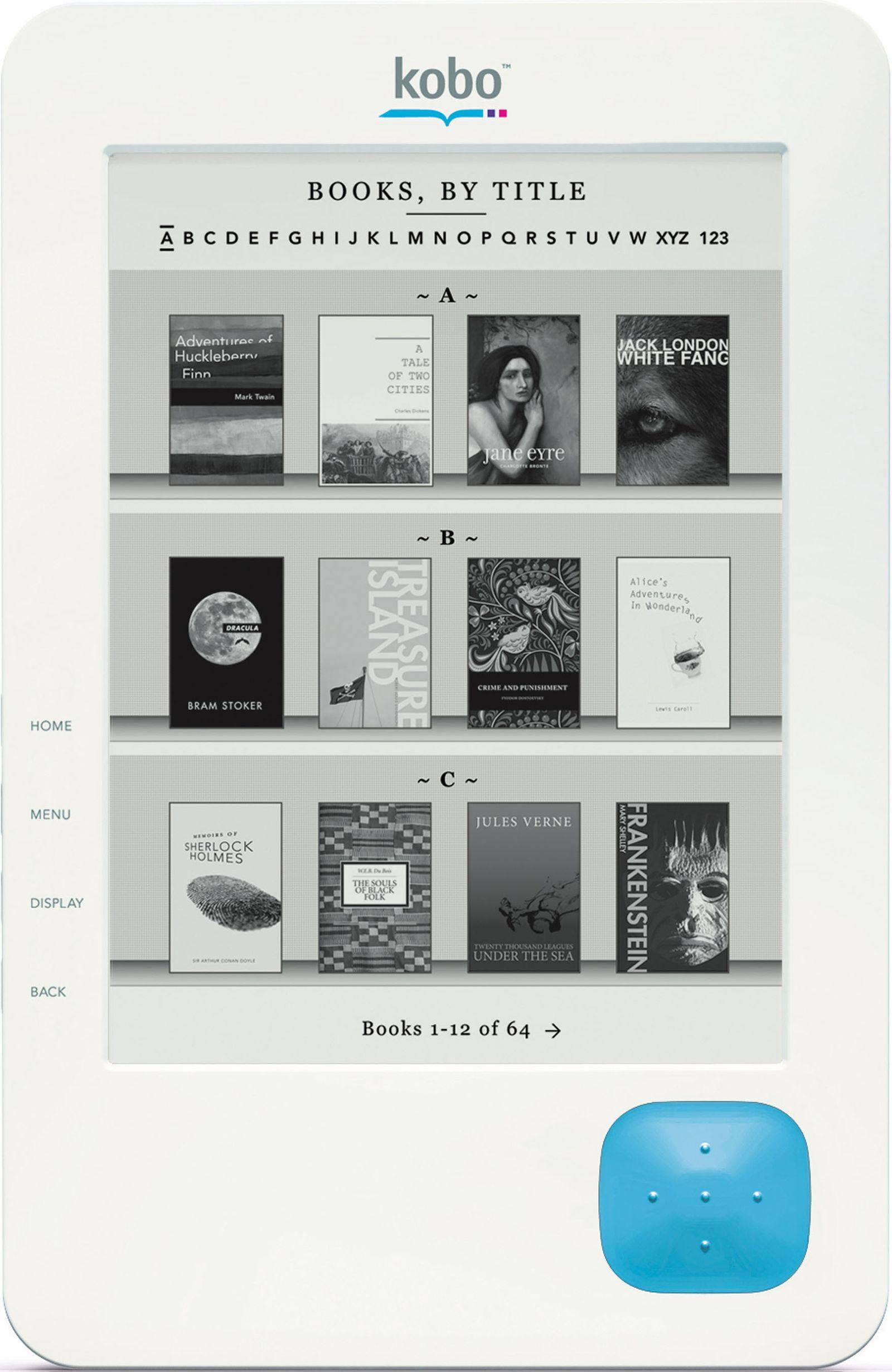 KOBO / E-READER / NETZWELT