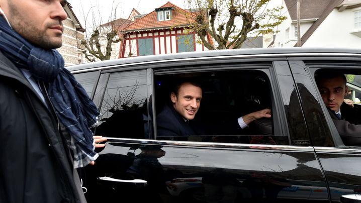 Die reichsten Franzosen und die Wahl: Diese Milliardäre setzen auf Macron