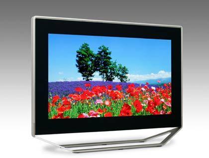 Toshiba Flachbildschirm: Größer, flacher, schärfer