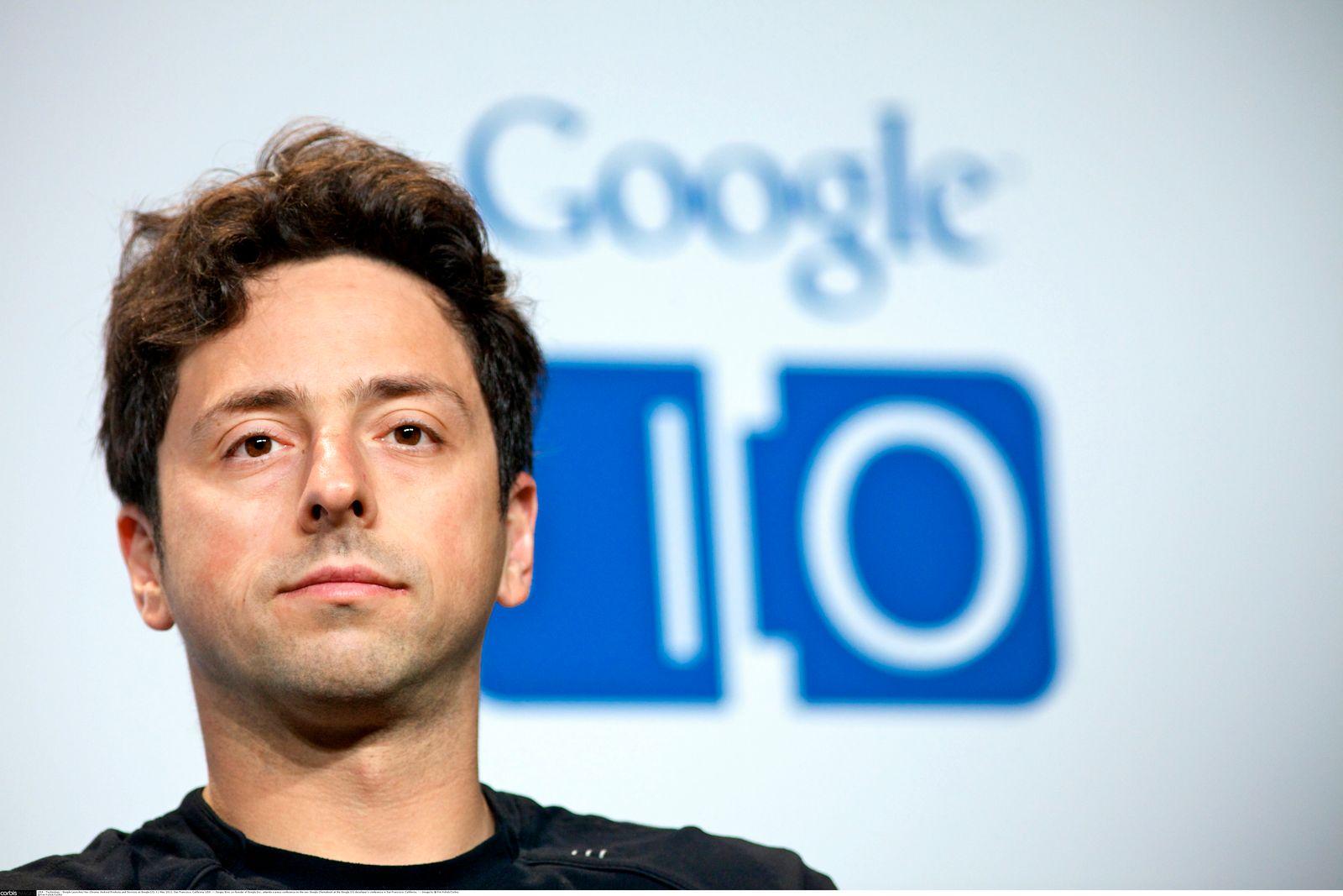 NICHT MEHR VERWENDEN! - Sergey Brin / Google
