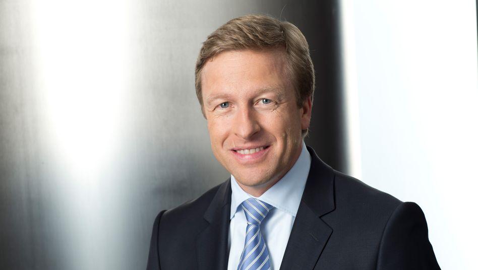 Krüger-Nachfolger als BMW-Produktionsvorstand: Oliver Zipse