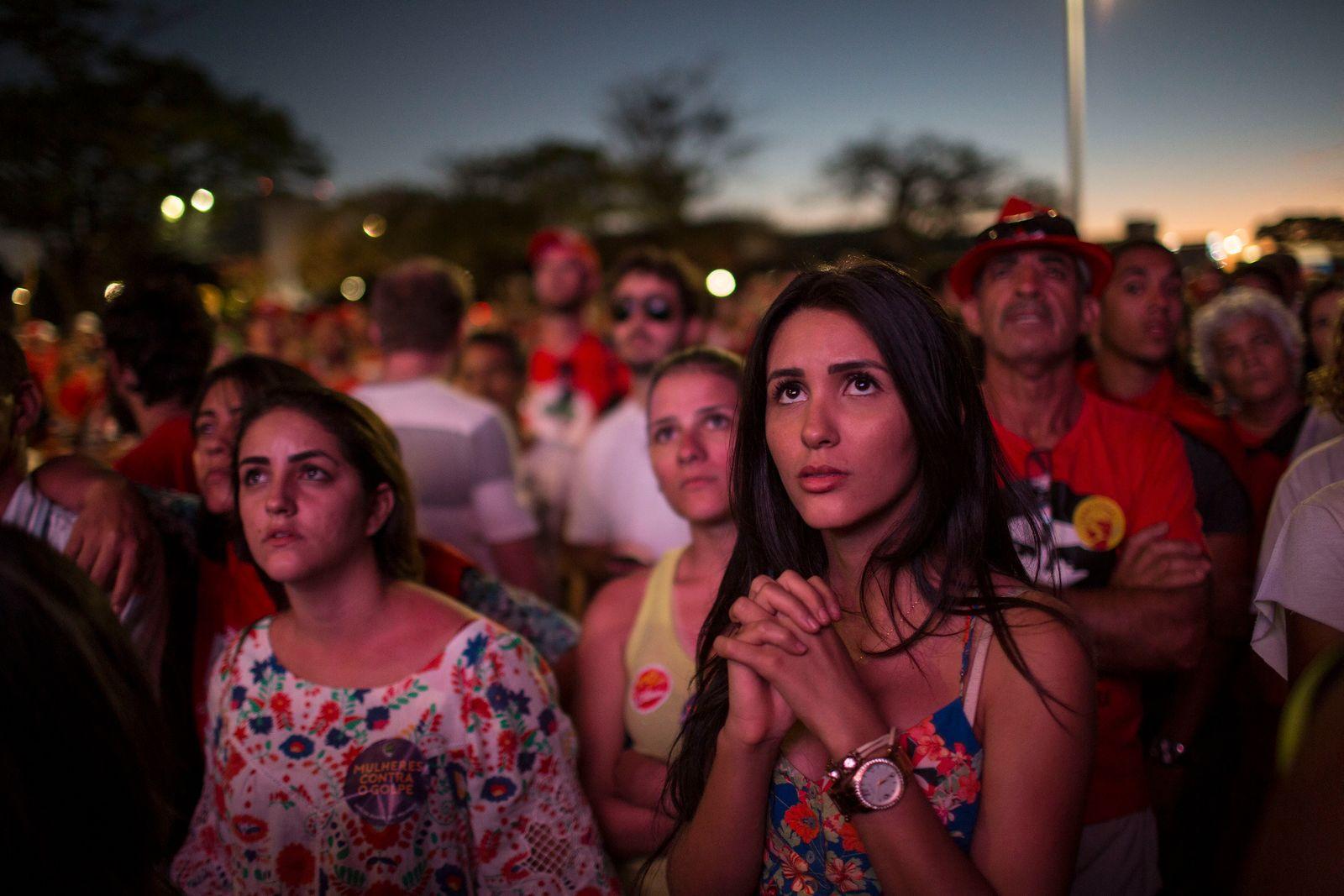 Rousseff / Brasilien