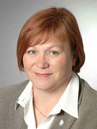 Kühle Rechner: Ellen Ehrich, ehemalige Commerzbank-Direktorin, und ...