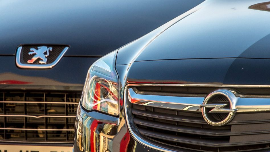 Peugeot und Opel: PSA profitiert von der Opel-Übernahme
