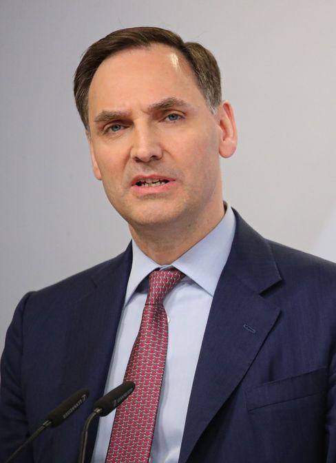 Finanzvorstand der Deutschen Bank: James von Moltke