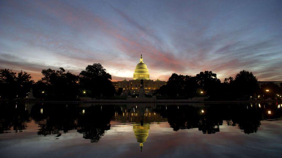 Capitol Hill: Die US-Demokraten haben die Mehrheit im Repräsentantenhaus erobert. Im Senat behalten die Republikaner jedoch ihre Mehrheit
