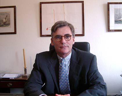 Selbstbewusst: Finanzinvestor Albrecht kritisiert die eigene Branche