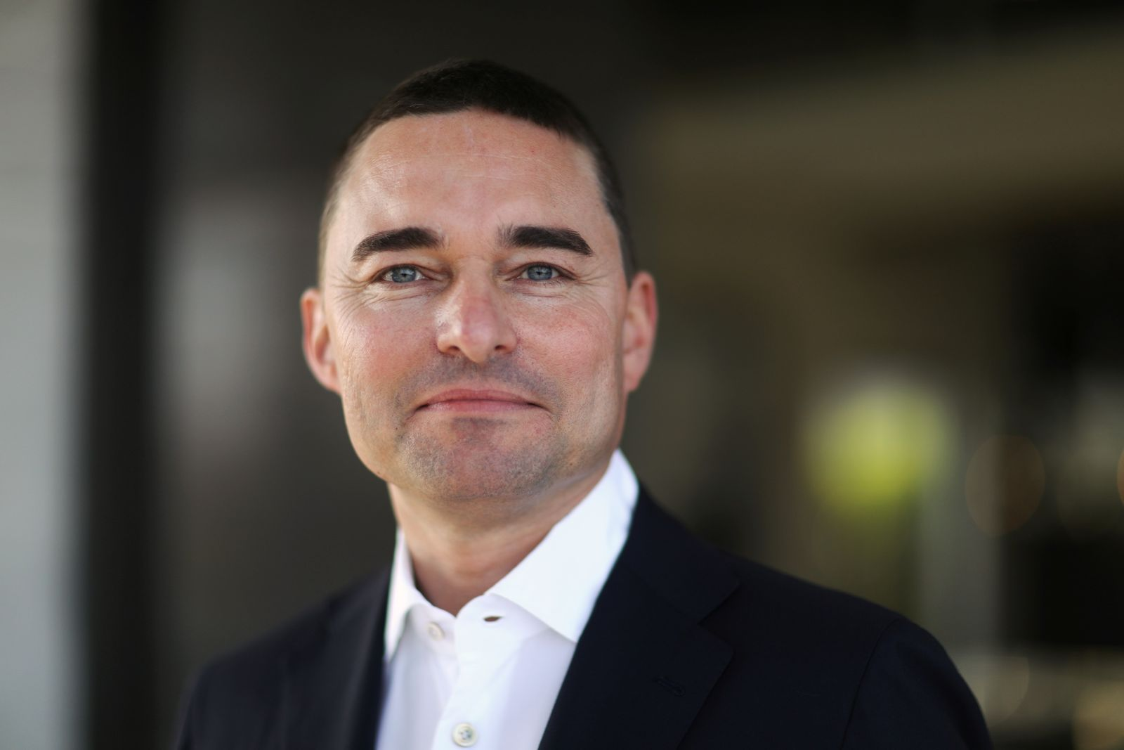 German investor Lars Windhorst poses for a portrait in Los Angeles