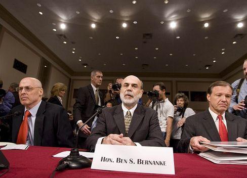 Notenbankchef Bernanke: Auch Commercial Papers als Sicherheit für Fed-Kredite