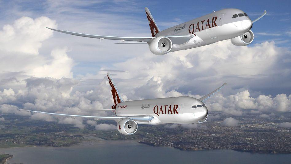 Qatar Airways: Fluglinien und Hotelketten locken mit Rabatten
