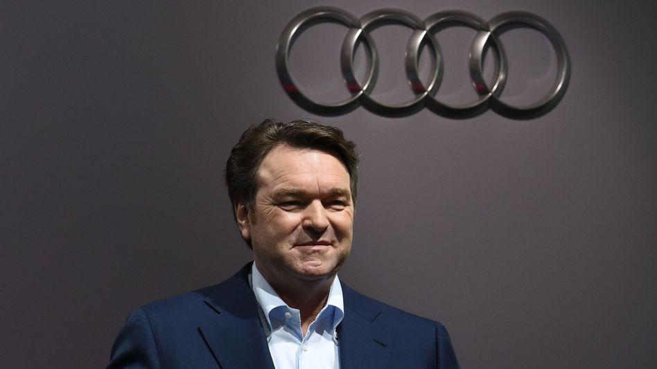 Betriebsrat kritisiert Audi-Vorstand unter CEO Bram Schot scharf