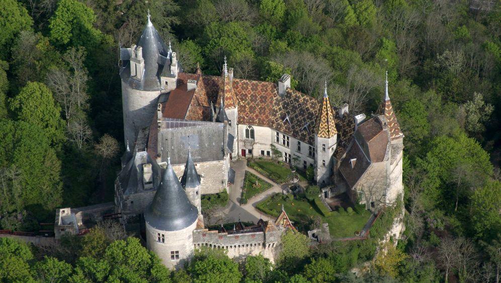 Unterwegs im Burgund: Frischer Wind in alten Gemäuern