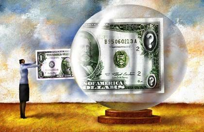 Die Glaskugel: Wohin entwickelt sich die Weltwirtschaft?
