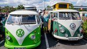 """Wie VW den """"Bulli""""-Kult neu aufladen will"""