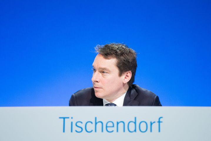 Cevian-Deutschland-Chef Tischendorf: Will eine ordentliche Rendite auf das Investment seines Hauses sehen.