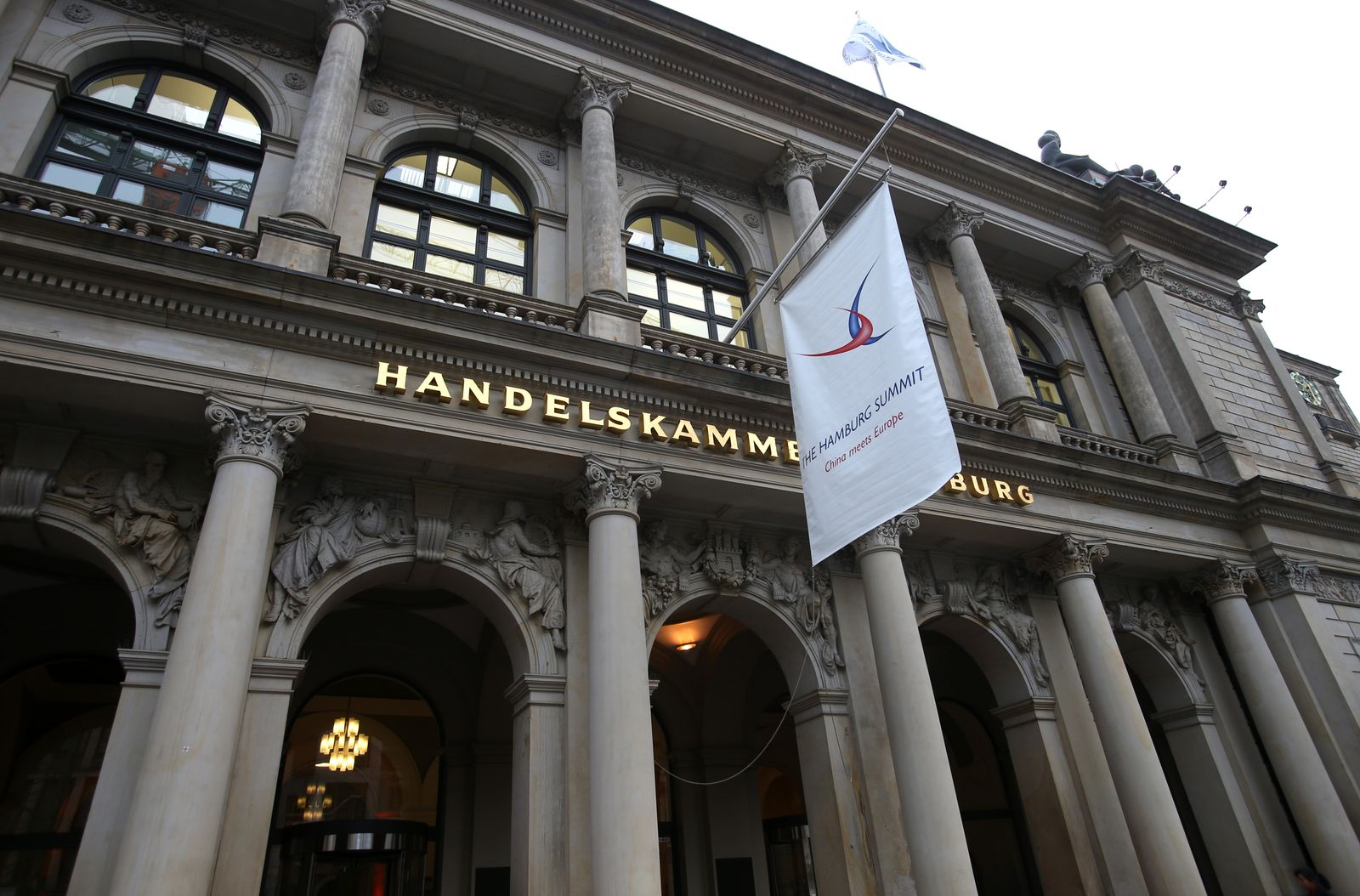 Handelskammer / IHK Hamburg