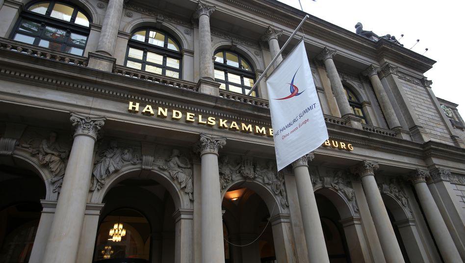 Hamburger Handelskammer: Unternehmer wollen das System der Industrie- und Handelskammern von innen sprengen