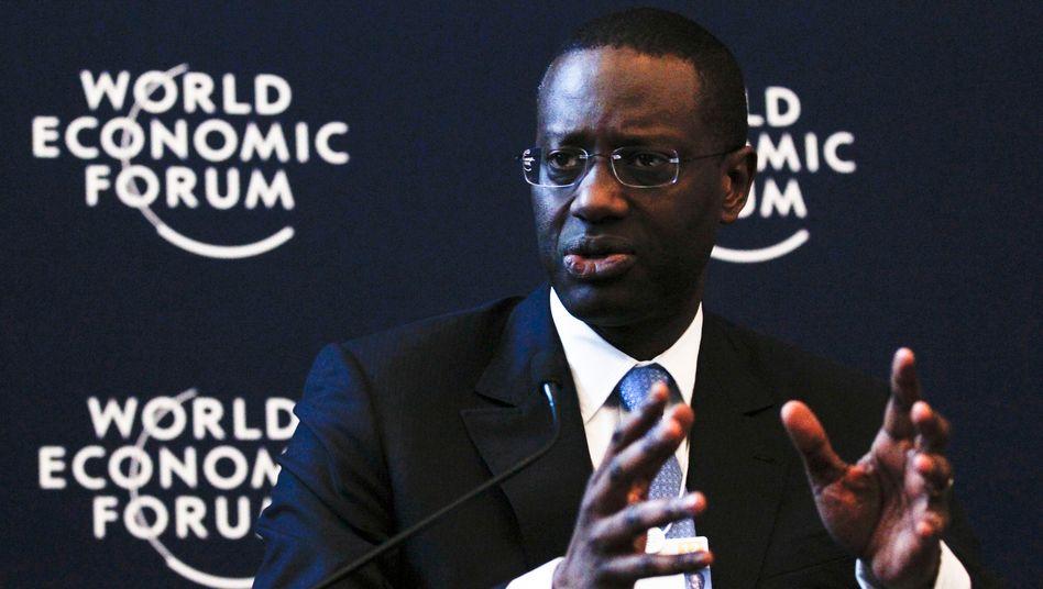 Tidjane Thiam: Der Credit-Suisse-Chef will die Vermögensverwaltung weiter ausbauen