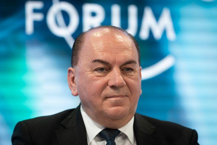 """UBS-Präsident Axel Weber: """"Es gibt zu viele europäische Großbanken"""""""