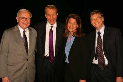 Er machte Millionäre: Warren Buffett