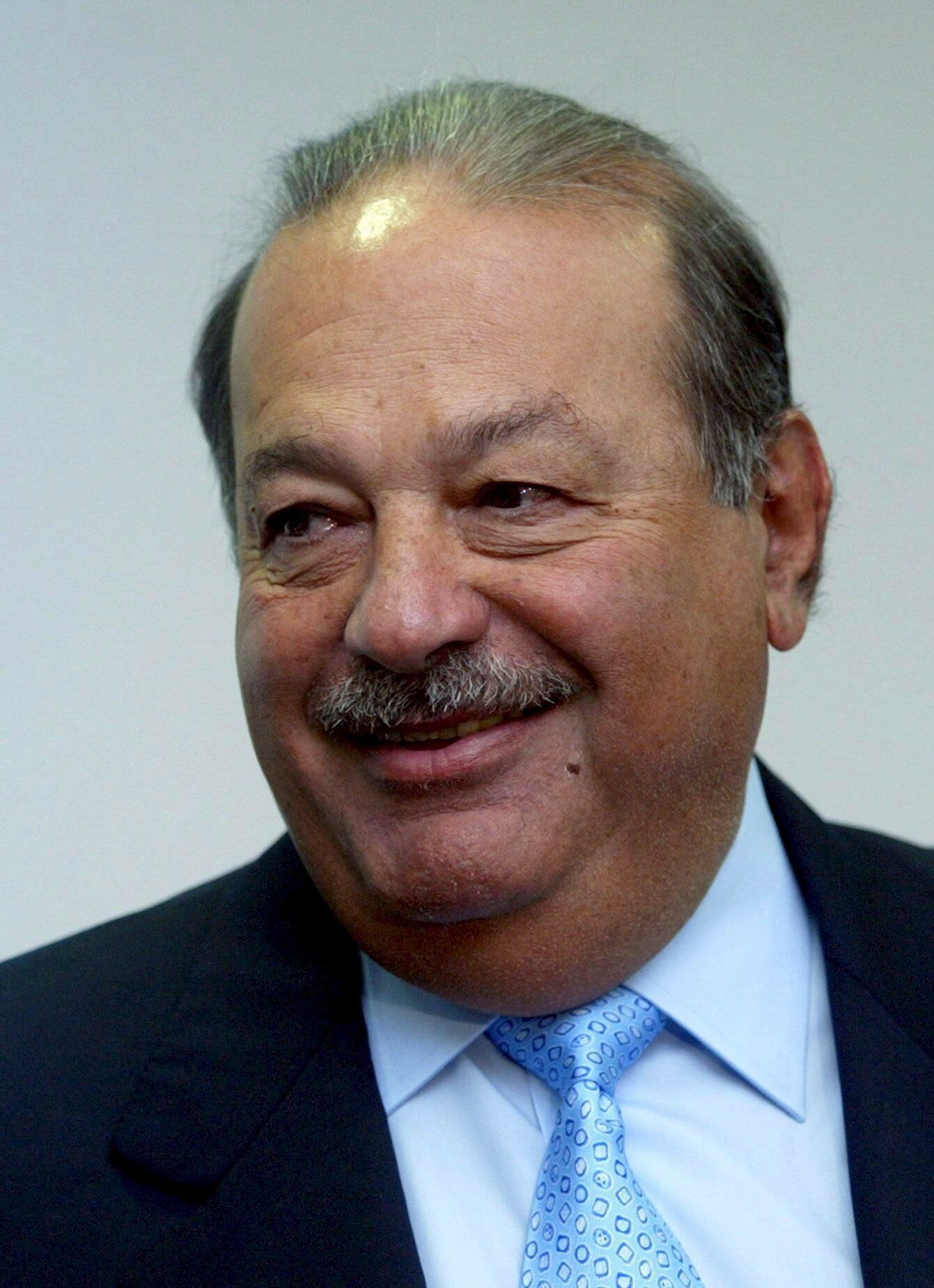 NUR FÜR SPAM Carlos Slim