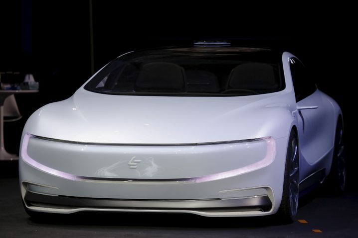 LeSee: Ein Auto als Plattform für den Medienkonsum - das blieb bei einer Luftnummer